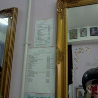 Photo taken at J.E.SMIN Hair & Beauty Salon by Nurul A. on 8/21/2011