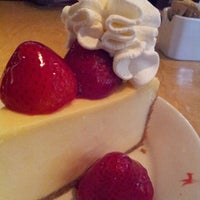 Photo taken at The Cheesecake Factory by May on 8/10/2012