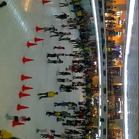 Photo taken at Sky Rink Ice Skating by Jacob Hope H. on 9/9/2012