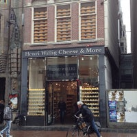 Photo taken at Henri Willig Cheese & More by Denis P. on 2/16/2012