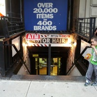 Photo taken at Astor Place Hairstylists by Ryan W. on 6/11/2012