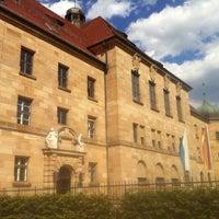 8/13/2012에 Vladimir A.님이 Memorium Nürnberger Prozesse에서 찍은 사진