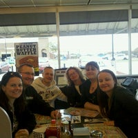 Photo taken at Waffle House by Lindsay A. on 10/27/2011
