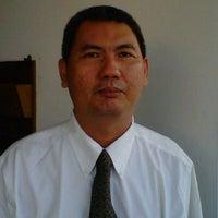 Photo taken at RM. Nglaras Rasa Bangkong by Prijono H. on 8/13/2011