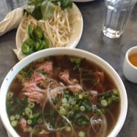Photo taken at Pho Today by Dave W. on 11/12/2011
