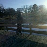 Photo taken at Smith Lake by Jennifer W. on 1/9/2012