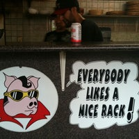 Photo taken at Memphis BBQ by Vincent on 7/22/2011