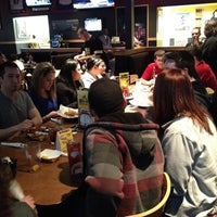 Photo taken at Buffalo Wild Wings by Andrea C. on 3/9/2012