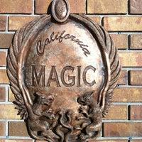 Photo taken at California Magic Dinner Theater by Scott R. on 7/15/2012