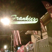 Photo taken at Frankie's Restaurant & Bar by Andre A. on 7/14/2012