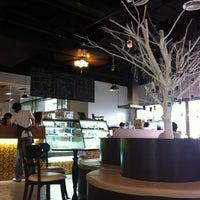 Photo taken at Chu Chocolate Bar & Café by Aom S. on 12/5/2011