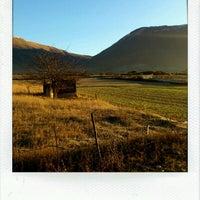 Photo taken at Borgorose by Marco B. on 12/24/2011