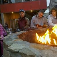 Photo taken at South Ridge Base Lodge by Lee W. on 1/1/2012