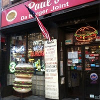 """Photo taken at Paul's """"Da Burger Joint"""" by Mike S. on 12/9/2010"""