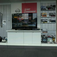 Photo taken at Modern Nissan Of Lake Norman by Zettica W. on 6/18/2012