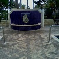 Photo taken at Hotel Indigo Sarasota by Sammie B. on 10/14/2011