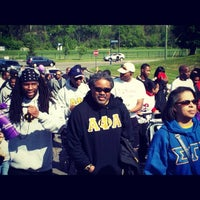 Photo taken at March of Dimes March for Babies by Michael N. on 4/29/2012