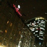 Photo taken at Crowne Plaza Brussels Le Palace by Francois R. on 12/15/2011