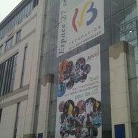 Photo taken at Ministère de la Fédération Wallonie-Bruxelles by David D. on 6/29/2012