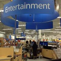 Photo taken at Walmart Supercenter by Gian B. on 6/27/2012