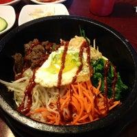 Photo taken at SJ Omogari Korean Restaurant by Jamie Lee V. on 7/20/2012