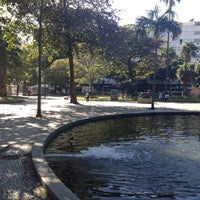 Foto tirada no(a) Praça General Osório por Mauricio S. em 8/18/2012