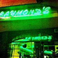 Photo taken at Raymonds by Cesar L. on 8/30/2012