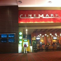 Photo taken at Cinemark by Ana Z. on 4/8/2012