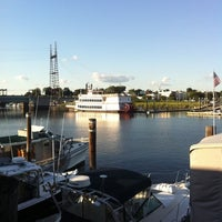 Photo taken at SoNo Seaport Seafood by Michele F. on 8/12/2011