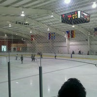 Photo taken at Bremerton Ice Arena by Eric S. on 10/9/2011