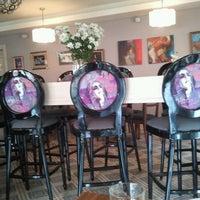 Photo taken at Cajun Cafe & Brasserie by Zeynep U. on 12/12/2011