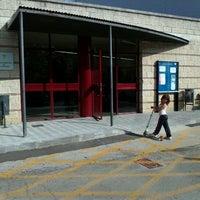 Photo taken at Pavello La Jonquera by Susana C. on 10/15/2011