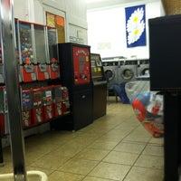Photo taken at Belvidere Laundromat by Trevor B. on 11/19/2011