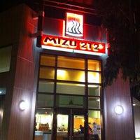 Photo taken at Mizu 212° by Ed K. on 3/10/2011
