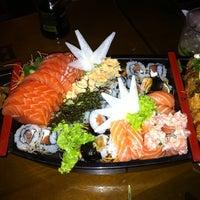 Photo taken at Hachi Japonese Food by Renatta P. on 1/11/2012