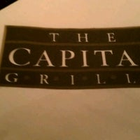 Photo taken at The Capital Grille by Peter B. on 2/26/2012