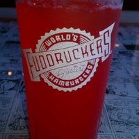 Photo taken at Fuddruckers by Adrian M. on 3/27/2012