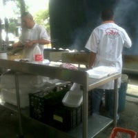 Photo taken at Super Carnes Sonora by Daniel C. on 1/7/2012