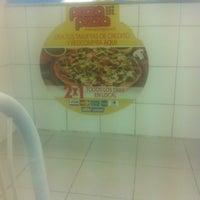 Photo taken at Pizza Pizza by Ignacio R. on 8/6/2012