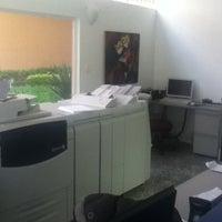 Photo taken at Consorcio publicitario by Jonathan P. on 4/3/2012