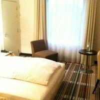 Das Foto wurde bei Mercure Hotel Hannover Oldenburger Allee von Anton L. am 4/22/2012 aufgenommen