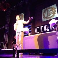 Photo taken at Klub Cirkus by ziva on 3/19/2012