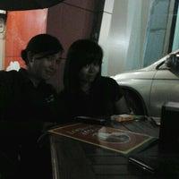 Photo taken at Crispy kremezz by Woelan S. on 11/25/2011