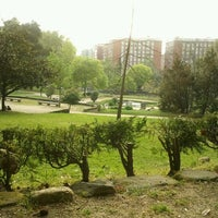 Photo taken at Parque de Castrelos by Óscar R. on 4/7/2012