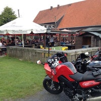 Photo taken at Bikers Farm by Carsten S. on 7/29/2012