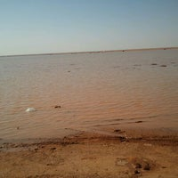 Photo taken at بحيرة النبقية by Abdullah A. on 12/8/2011