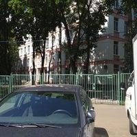 Photo taken at Педагогический колледж №4 by Юлия Ш. on 6/21/2012
