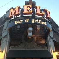 Photo taken at Melt Bar & Grilled by Andrew H. on 6/7/2012