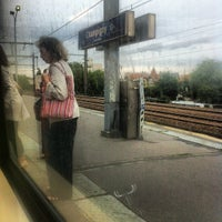 Photo taken at RER Champigny [A] by Emmanuel G. on 7/19/2012
