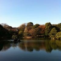 Снимок сделан в Rikugien Gardens пользователем nabezo009 12/25/2010